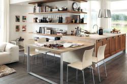 Итальянская кухня-трансформер
