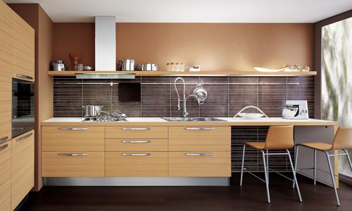Итальянская мебель на кухне