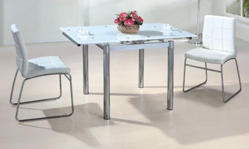 Стильный кухонный стол на столешнице
