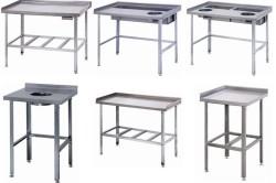 Разделочные кухонные столы