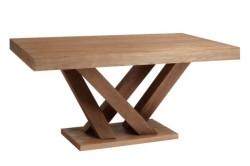 Дизайнерский деревянный стол