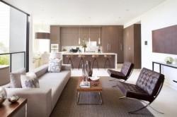 Мебель в интерьере кухни-гостиной