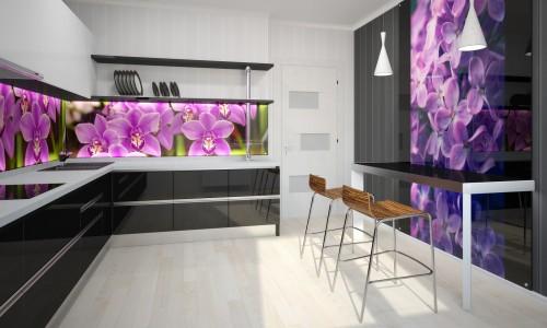 Дизайн экрана для кухни