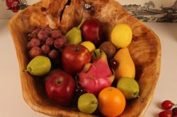 Оригинальная корзинка для фруктов