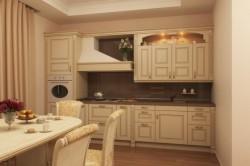 Классический стиль оформления кухни