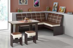 Кухонный уголок для дома из дерева