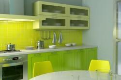 Кухня в стиле лайм