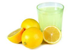 Лимонный сок для чистки кухни