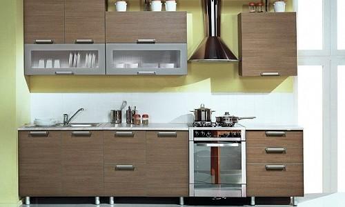 Кухонная мебель на ножках