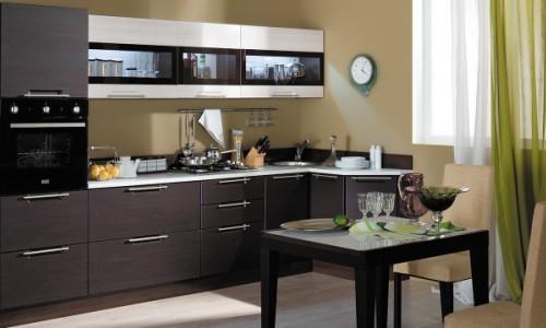 Стильная модульная мебель для кухни