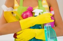 Современные чистящие средства для кухни