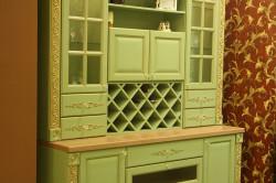 Оливковый буфет для кухни