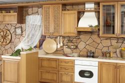 Кухня в сельском стиле
