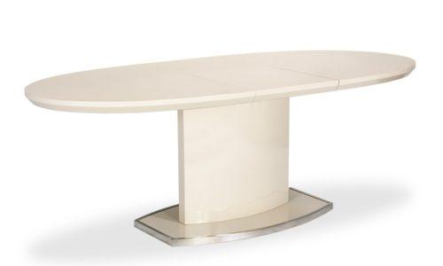 Овальный раскладной стол