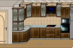 Программа для моделирования кухни