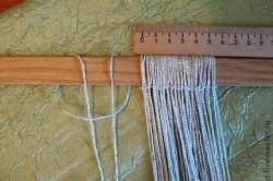 Изготовление шторы своими руками