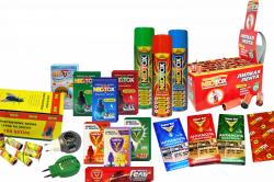 Инсектициды в борьбе с пищевой молью