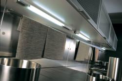 Стильные мебельные светильники для кухни