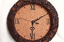 Часы-топиарий