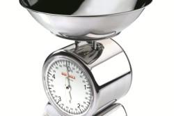 Весы кухонные механические