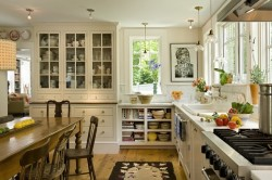 Рисунок 1. Кухня в стиле винтаж