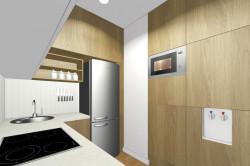 Шкафы для кухни-ниши