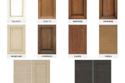 Виды деревянных фасадов