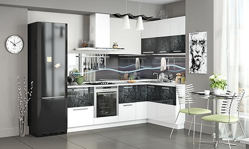 Особенности проектирования кухонного гарнитура